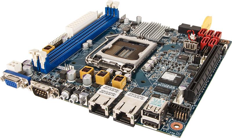 Gigabyte Ga 7pesh1 Dual Intel Xeon E5 Motherboard Review: Server Motherboard